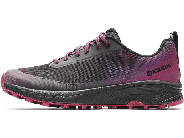 Icebug Horizon RB9X Running Shoes Women black/orchid